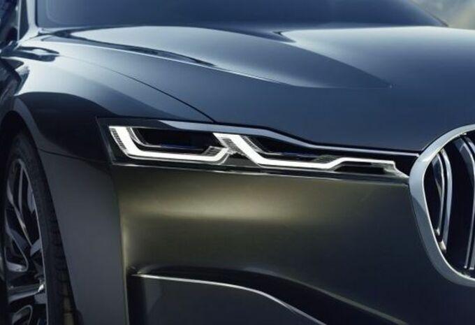 Une BMW Série 9 pour contrer Maybach ? #1