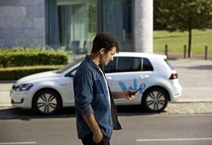 Volkswagen doet ook aan autodelen via WeShare #1