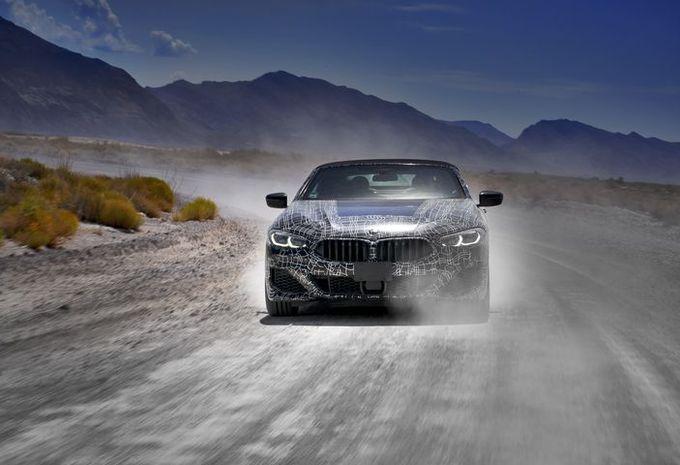 BMW 8-Reeks komt ook als cabrio
