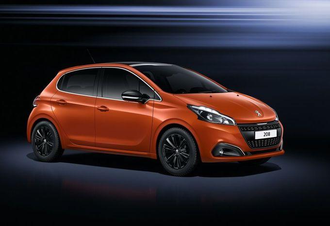 Peugeot : la 208 électrique sera discrète #1