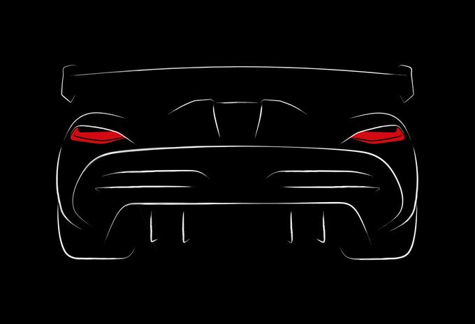 Koenigsegg Ragnarok pour remplacer l'Agera RS. # 1