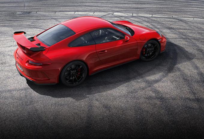 Future Porsche 911 GT3 : Adieu atmosphérique ? #1