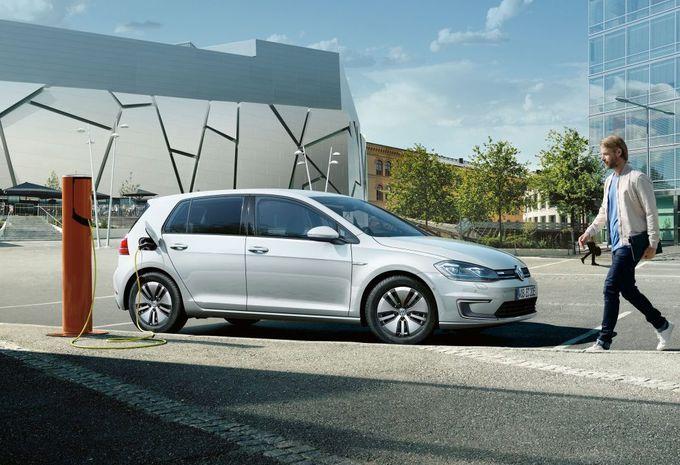 Les managers de VW en voiture électrique #1