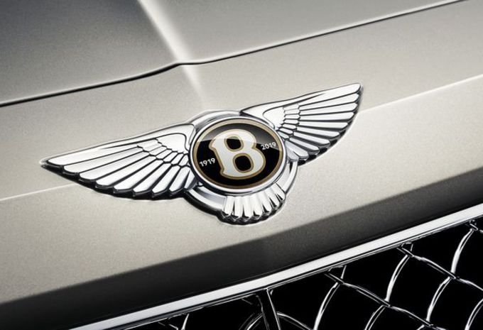 Bentley : encore plus exclusives en 2019 #1