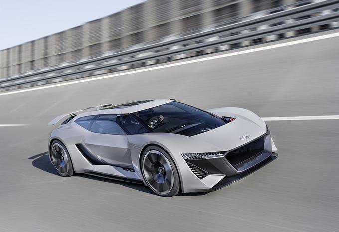 Audi R8 : uniquement électrique ? #1
