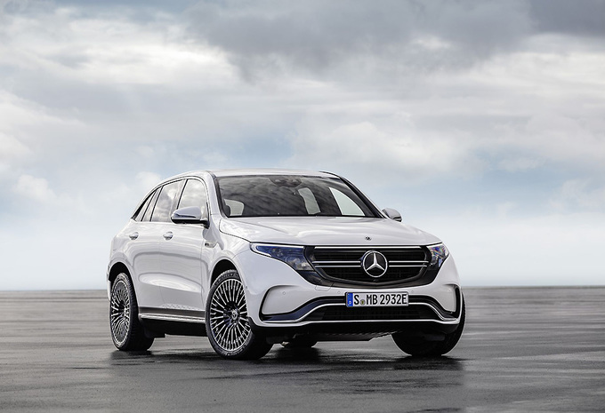 Mercedes Suv Lease >> Mercedes EQC is meer dan een elektrische SUV - AutoWereld
