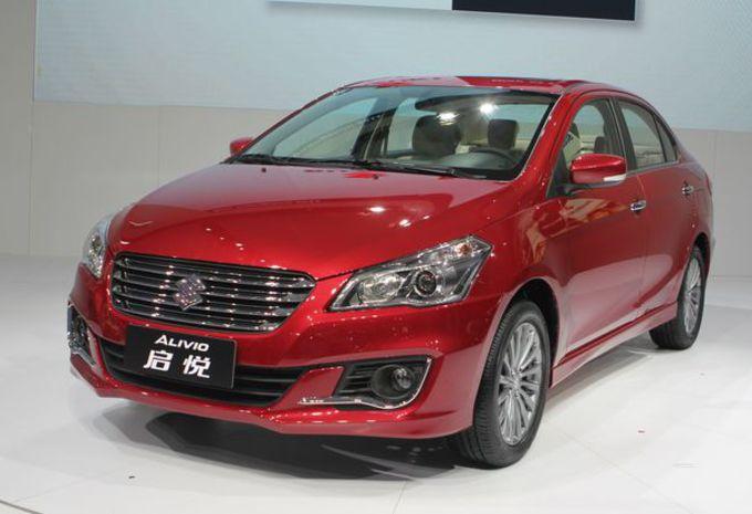 Suzuki se retire de la Chine #1