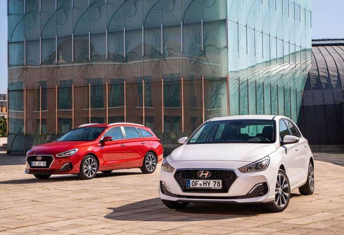 Hyundai i30: nieuwe dieselmotoren #1