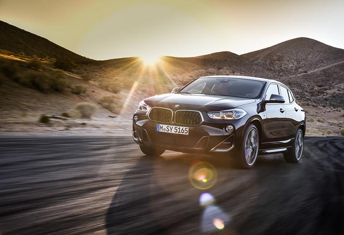 Geen echte M, maar een BMW X2 M35i #1