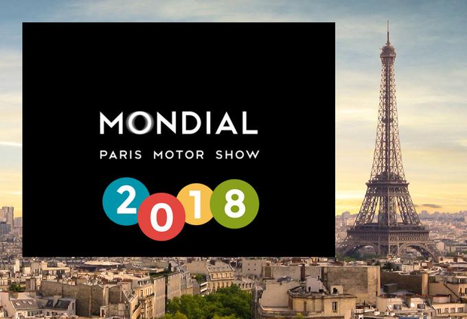 Preview Mondial Paris - de sterren van het Autosalon van Parijs 2018 #1