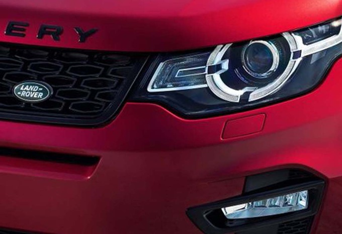 Land Rover Discovery Sport gaat plug-in hybride #1