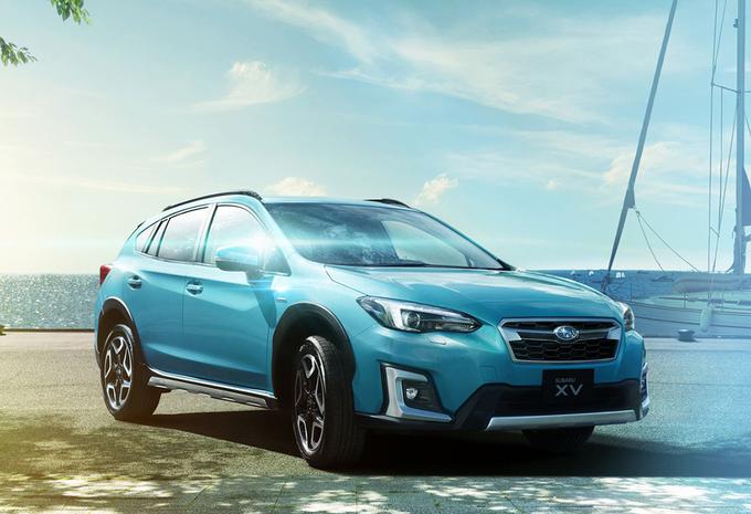 Subaru XV e-Boxer : la version hybride #1