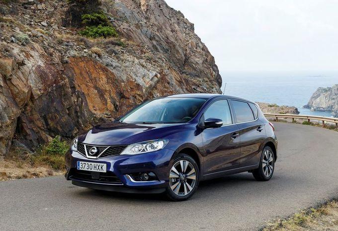 Nissan Pulsar: het zit er bijna op #1