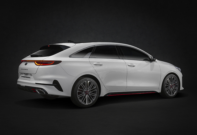 Kia Proceed wordt stijlvolle shooting brake  #1