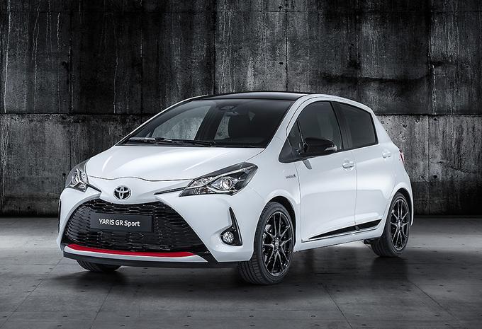 Toyota Yaris GR Sport: sportieve hybride #1