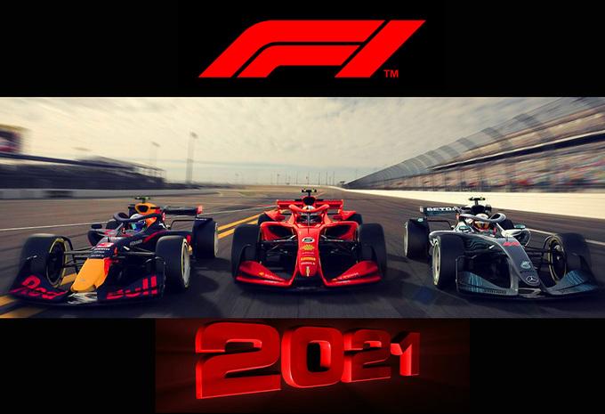 Dit zijn de F1-wagens voor 2021! #1