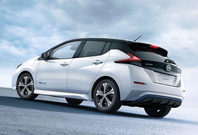 Nissan Leaf : plus d'autonomie en 2020 #1