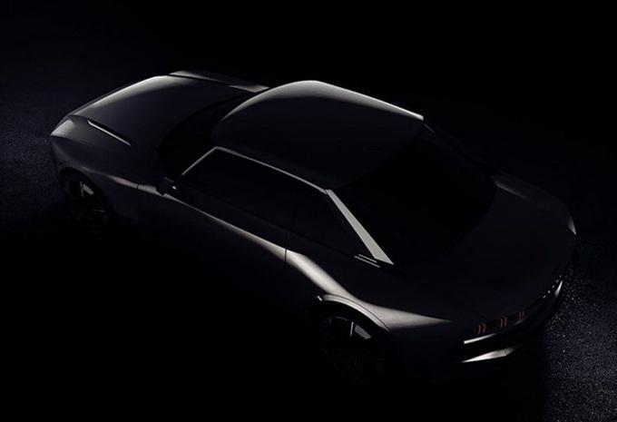 Komt de Peugeot 508 als Coupé? #1