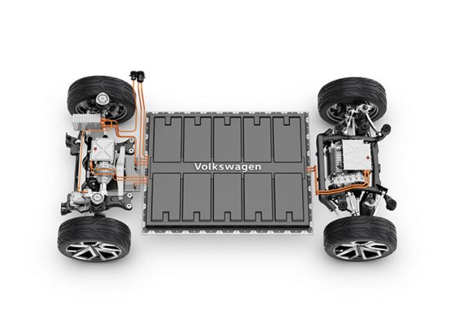 Volkswagen MEB : tous les détails de la plate-forme des futurs modèles électriques #1