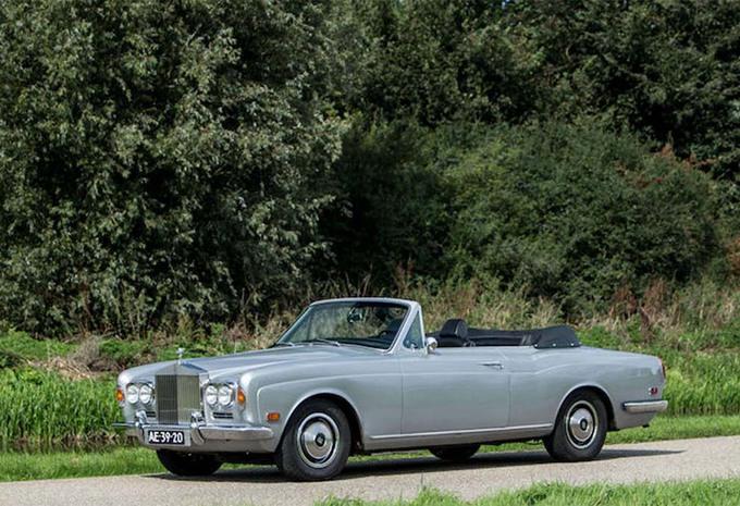Une Rolls-Royce de Mohamed Ali en vente #1