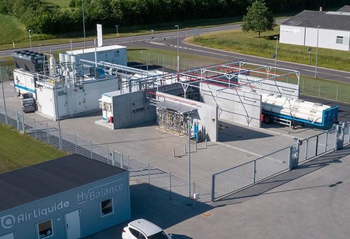 Production d'hydrogène décarboné, donc propre #1