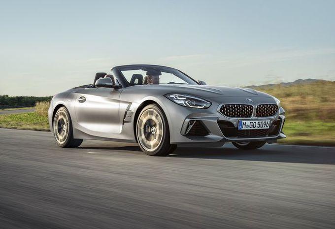 BMW Z4 : de 197 ch à 340 ch #1