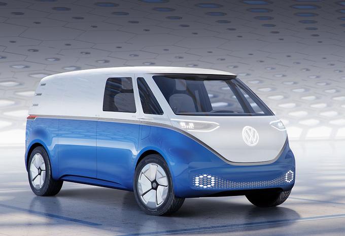 Volkswagen ID Buzz als handige Cargo #1