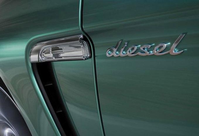 Porsche ne fera plus de véhicules diesel — Automobile