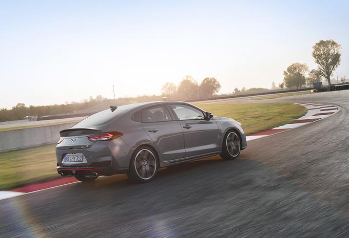 Hyundai i30 Fastback N : 275 ch pour la Belgique #1
