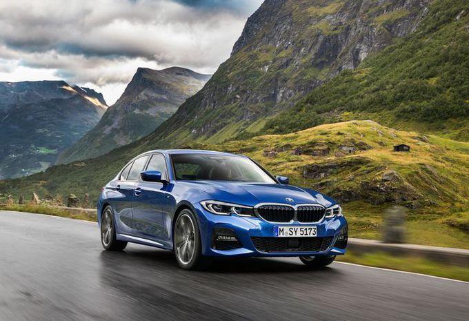 BMW Série 3 : la berline familiale affirme son côté premium #1