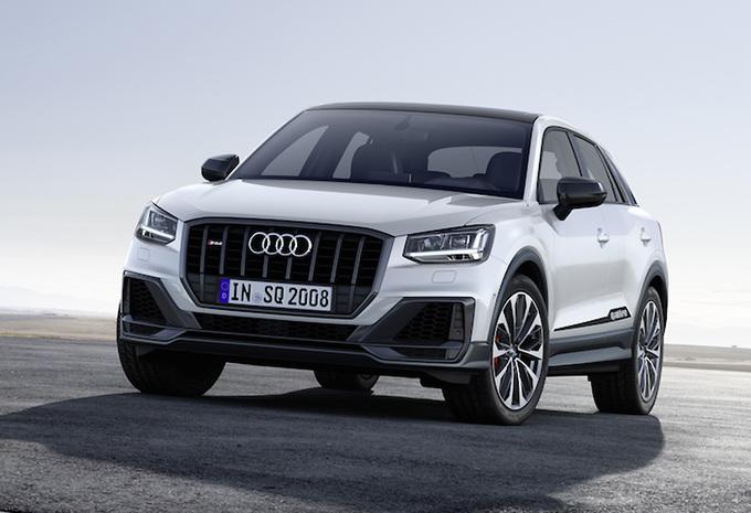 Audi SQ2 : 300 ch #1