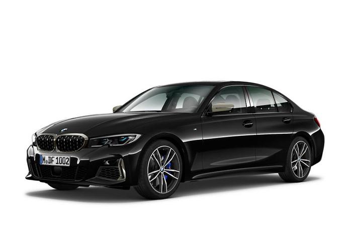 BMW Série 3 : en fuite #1