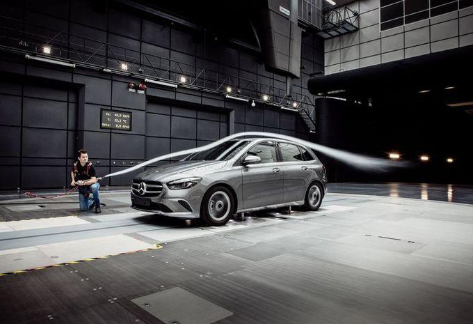 Mercedes Classe B : berline ou monospace ? #1