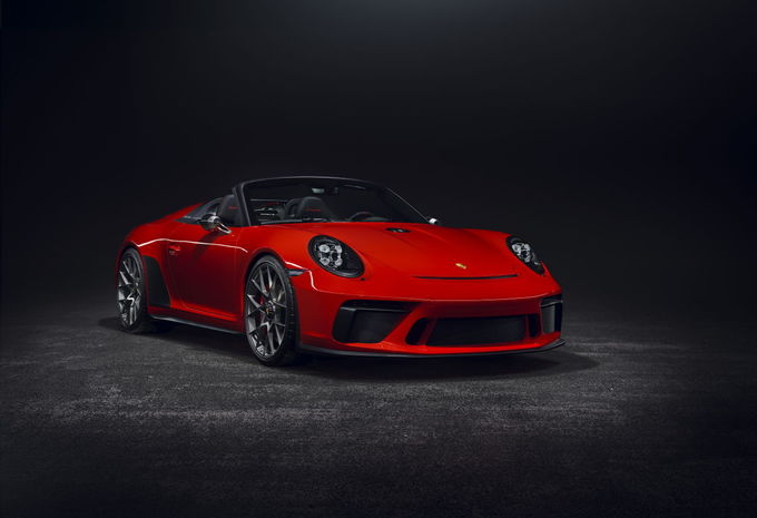 Porsche 911 Speedster : en production #1