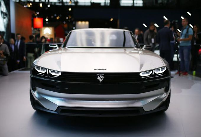 Mondial de l'Automobile 2018 : Top 5 des concepts #1