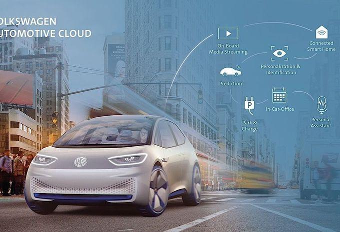 Volkswagen Cloud, ondertekend door Microsoft #1