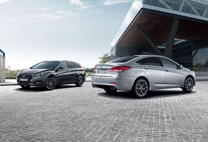 Hyundai i40 (Wagon) : Euro 6d-Temp et mise à jour #1