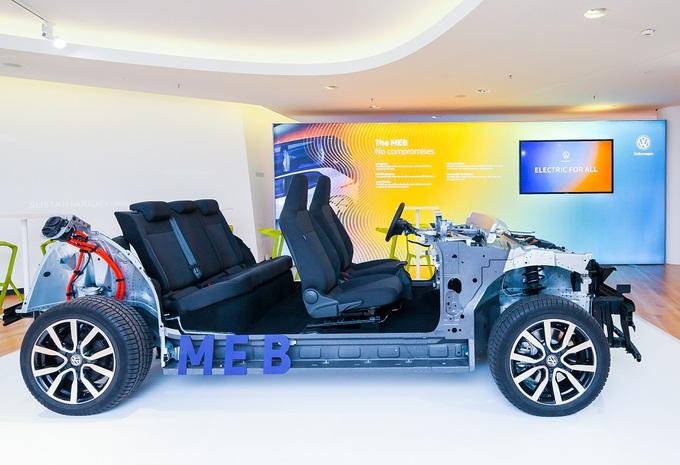 Volkswagen onthult MEB: volledig elektrisch én RWD #1