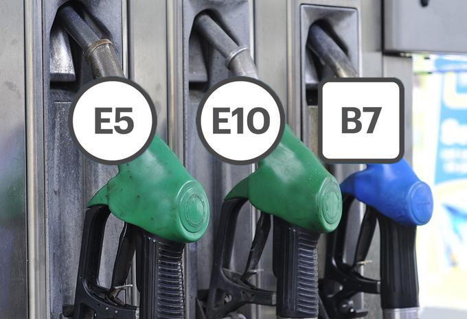 E5, E10 en B7: welke is de juiste brandstof? #1
