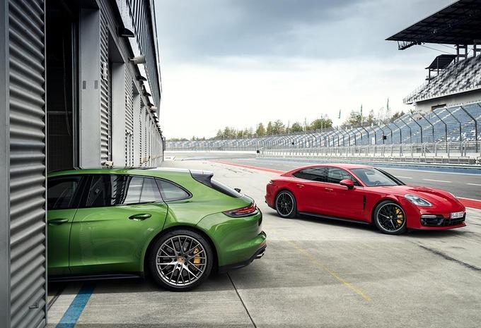 VIDÉO - Porsche Panamera (Sport Turismo) GTS : rugissantes #1