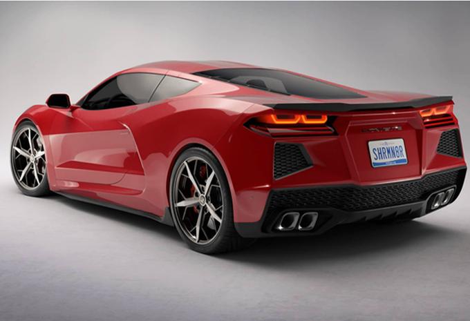 Wat Weten We Intussen Over De Corvette C8 Zora 2019