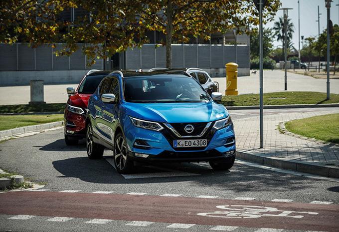Nissan Qashqai : Facelift mécanique et numérique #1