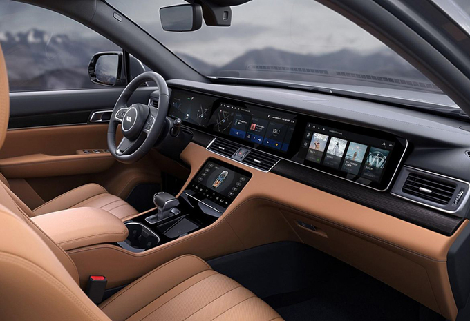 Fotos Zou Dit De Volvo Xc120 Kunnen Zijn Autowereld