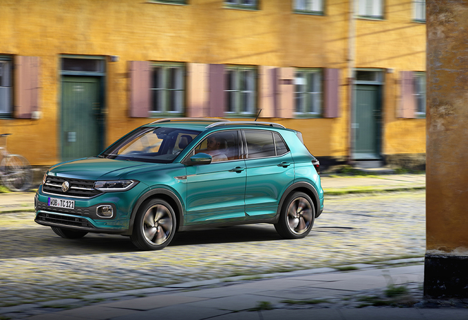 Volkswagen T-Cross : Le mini-SUV ultra pratique #1