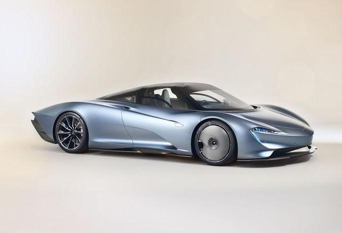 McLaren Speedtail : 1050 ch et 403 km/h #1