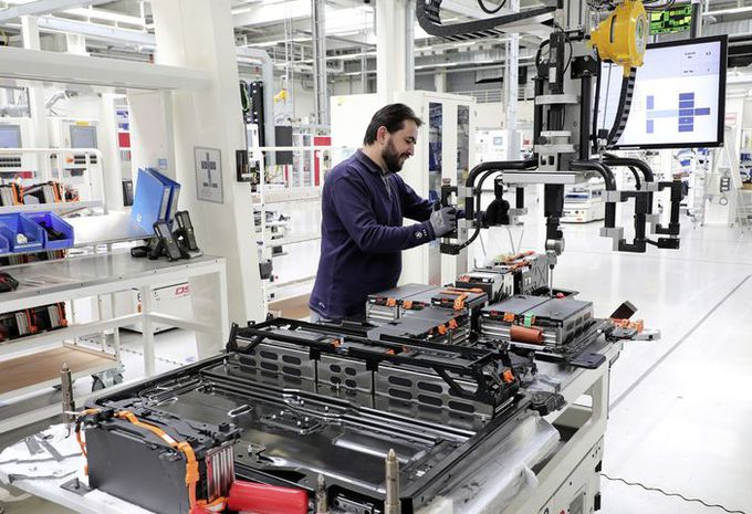 Volkswagen : nouvelles usines pour les électriques ? #1