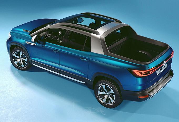 Komt de VW Tarok Pick-up naar Europa? #1