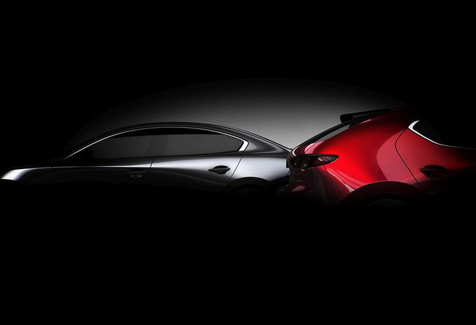 Mazda3 : La nouvelle est à Los Angeles #1