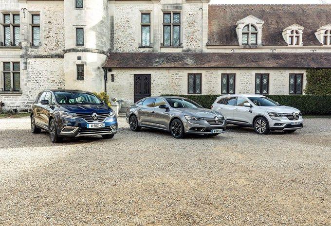 Catalogue des moteurs revu chez Renault #1