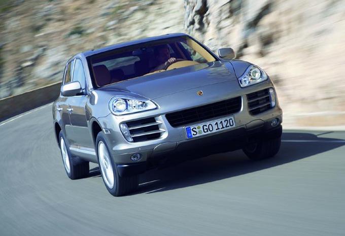 Porsche Cayenne #1